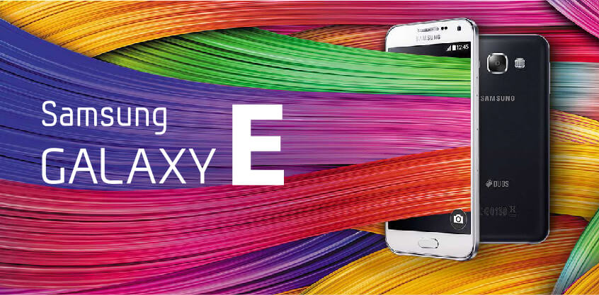 Samsung Galaxy E Series