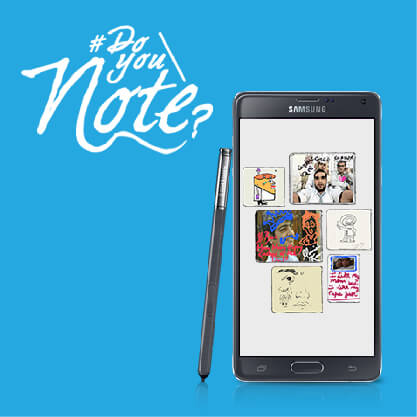 Samsung Galaxy Note 4 - Do You Note?