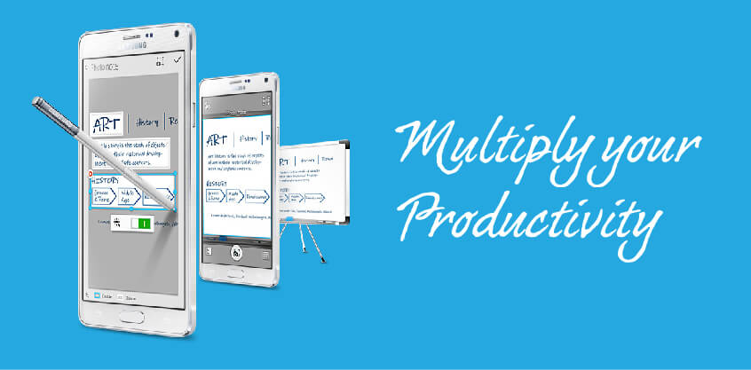 Samsung Galaxy Note 4 - Multiply your Productivity