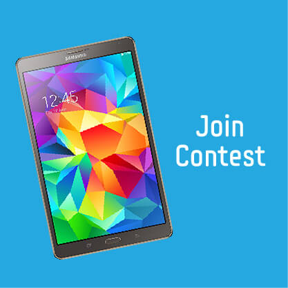 Samsung Galaxy Tab S - Contest