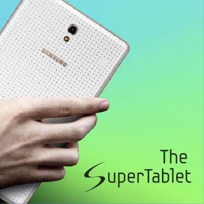 Samsung Galaxy Tab S - The Super Tablet