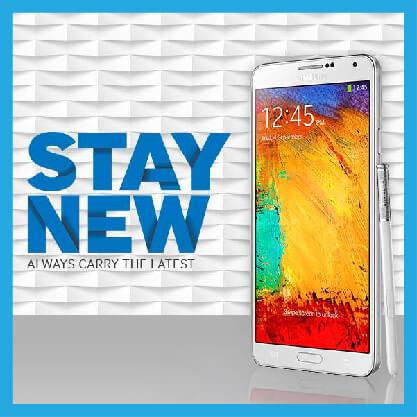 Samsung Galaxy - Stay New